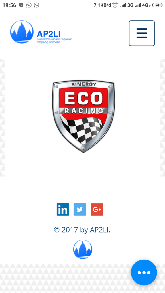 Aroma Penipuan Eco Racing Ariesoesanto Com
